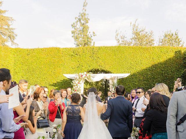 Melissa and Henry's Wedding in Altadena, California 30