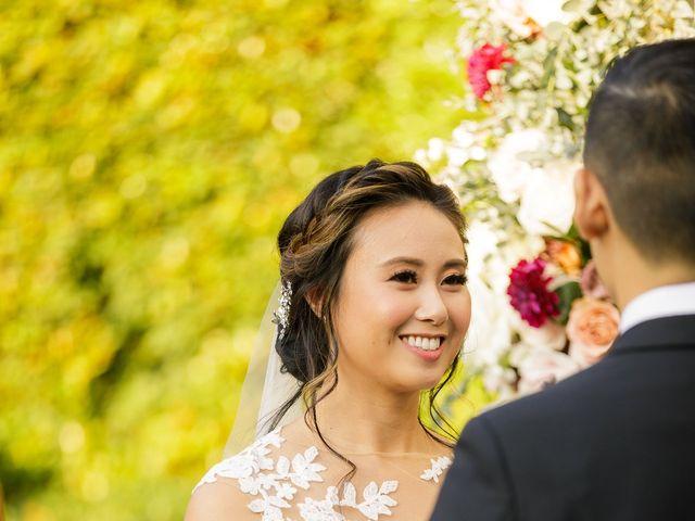 Melissa and Henry's Wedding in Altadena, California 32