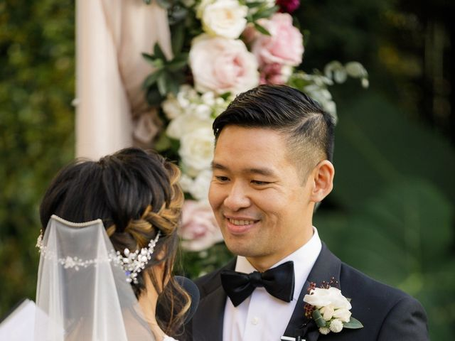 Melissa and Henry's Wedding in Altadena, California 33