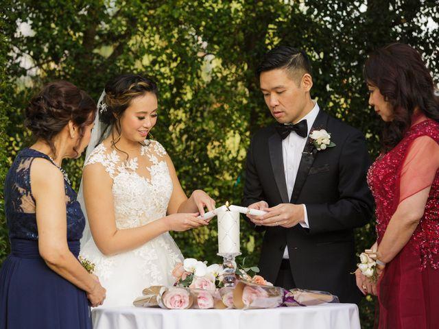Melissa and Henry's Wedding in Altadena, California 35