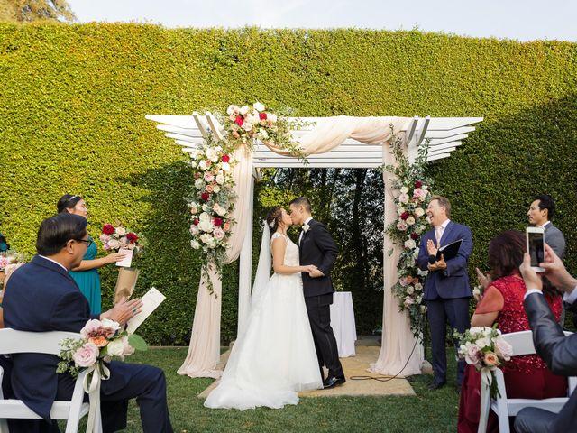 Melissa and Henry's Wedding in Altadena, California 36