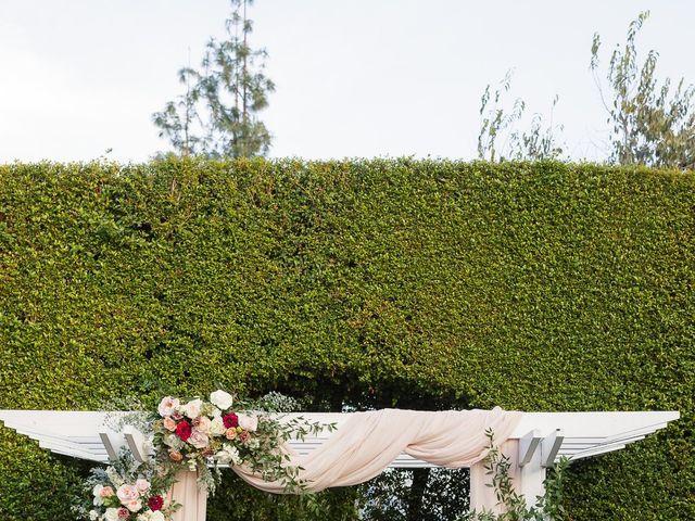 Melissa and Henry's Wedding in Altadena, California 38