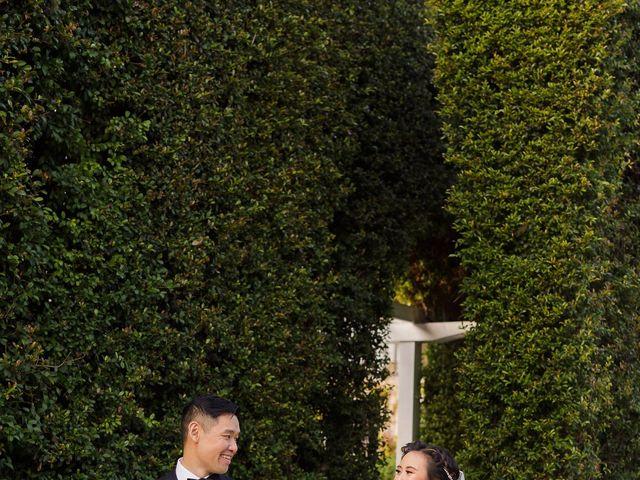 Melissa and Henry's Wedding in Altadena, California 39