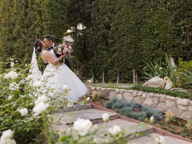 Melissa and Henry's Wedding in Altadena, California 40