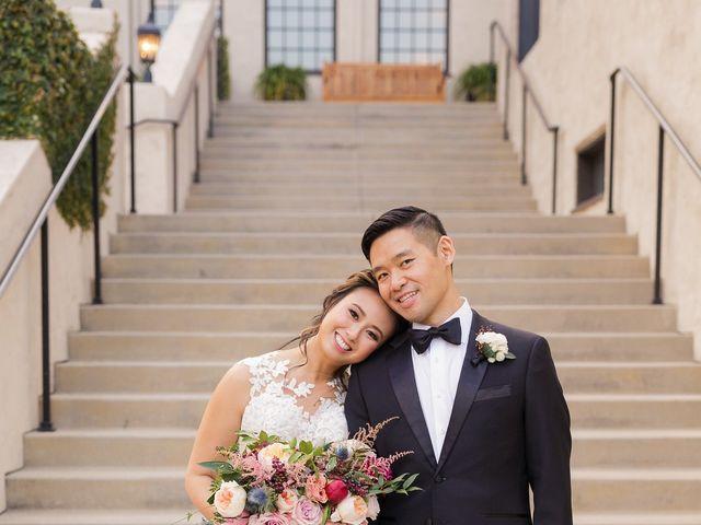 Melissa and Henry's Wedding in Altadena, California 42