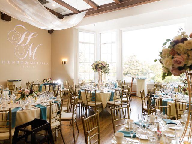 Melissa and Henry's Wedding in Altadena, California 44