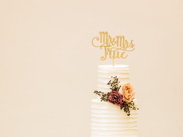 Melissa and Henry's Wedding in Altadena, California 45