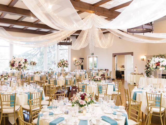 Melissa and Henry's Wedding in Altadena, California 46