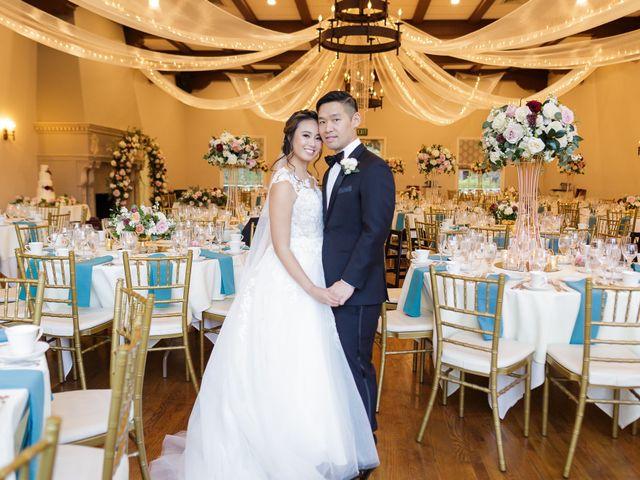 Melissa and Henry's Wedding in Altadena, California 47
