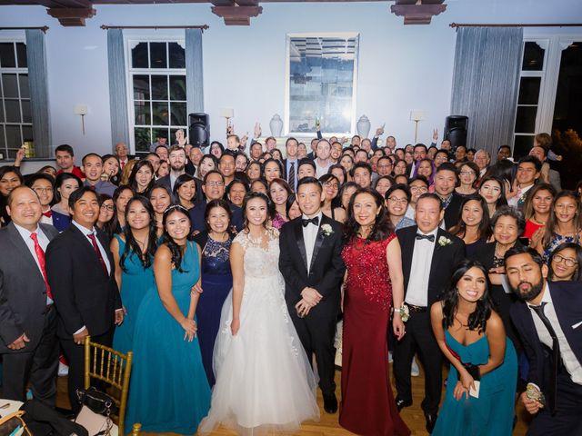 Melissa and Henry's Wedding in Altadena, California 51