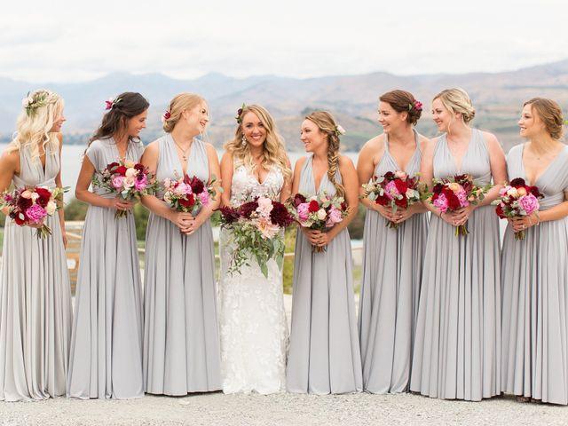Callan and Jake's Wedding in Chelan, Washington 10