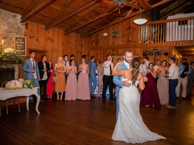 Hunter and Leah's Wedding in Tallahassee, Florida 7