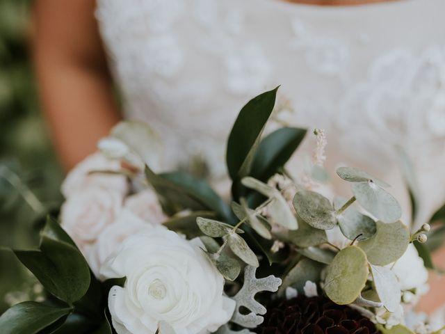 Tim and Maggie's Wedding in Burlington, Wisconsin 6