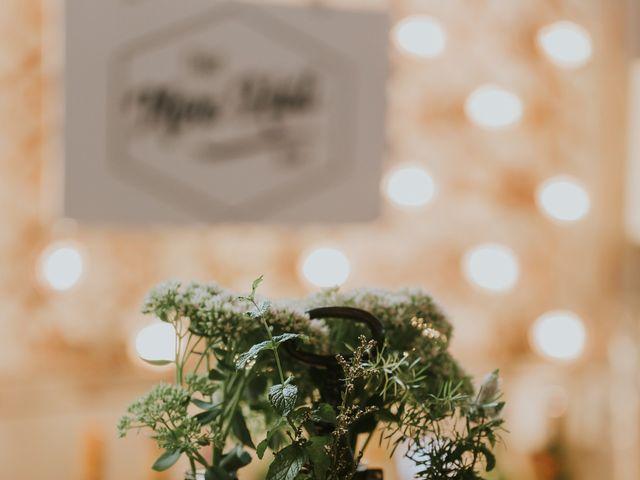 Tim and Maggie's Wedding in Burlington, Wisconsin 9