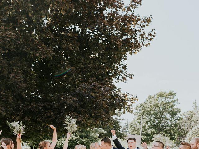 Tim and Maggie's Wedding in Burlington, Wisconsin 18