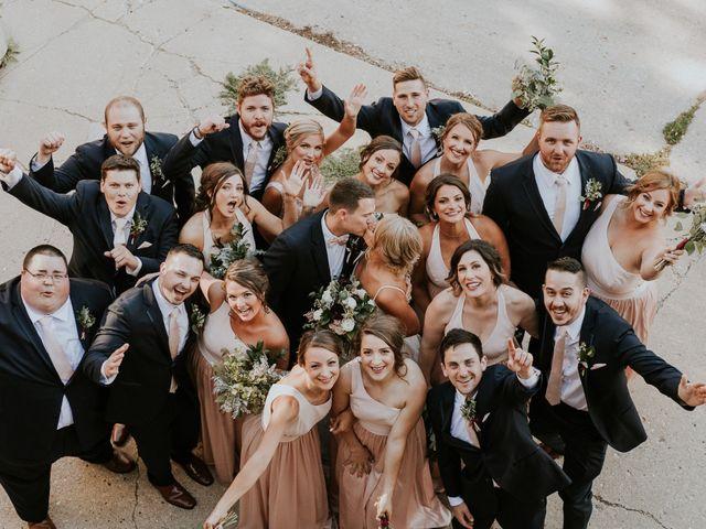 Tim and Maggie's Wedding in Burlington, Wisconsin 19