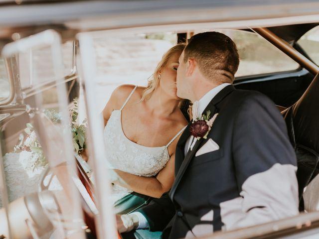 Tim and Maggie's Wedding in Burlington, Wisconsin 20