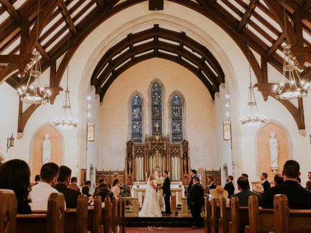 Tim and Maggie's Wedding in Burlington, Wisconsin 12