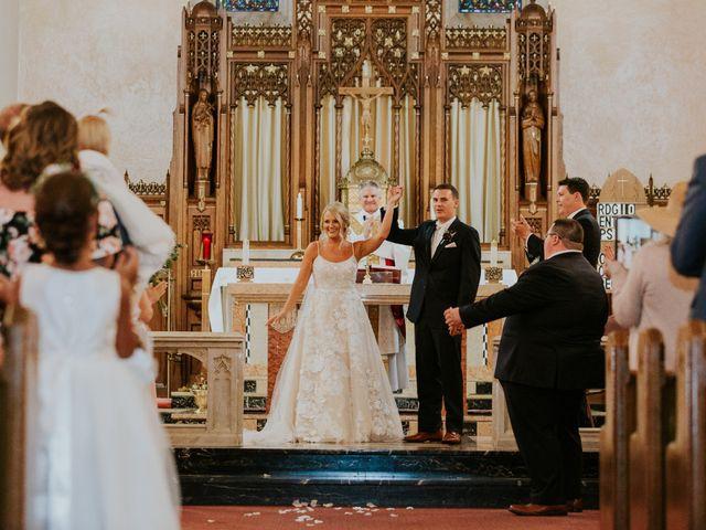 Tim and Maggie's Wedding in Burlington, Wisconsin 13
