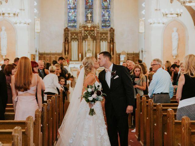 Tim and Maggie's Wedding in Burlington, Wisconsin 14