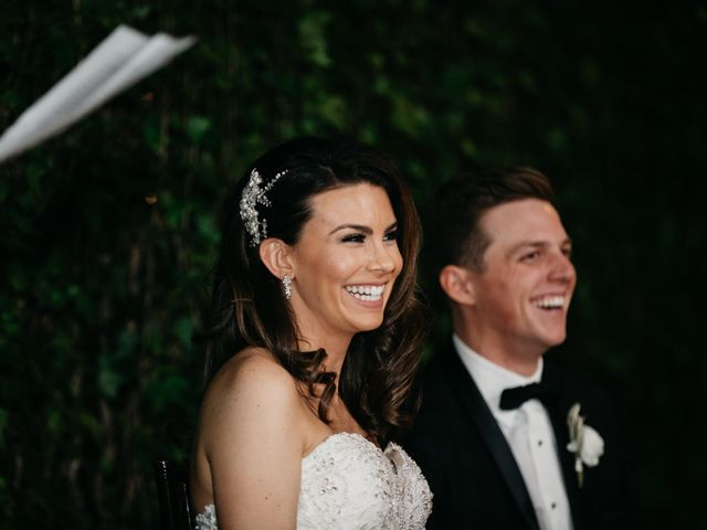 Lindsey and Travis's Wedding in West Bloomfield, Michigan 1