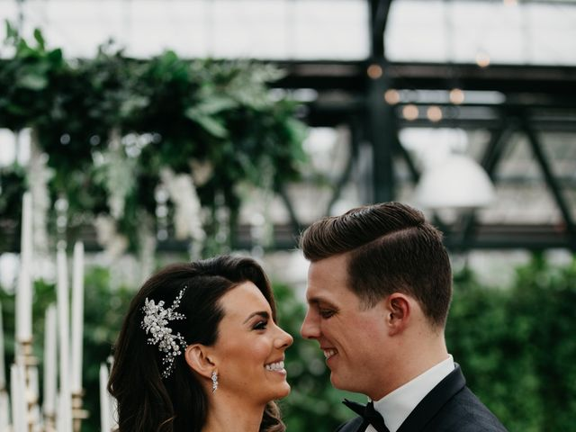 Lindsey and Travis's Wedding in West Bloomfield, Michigan 10