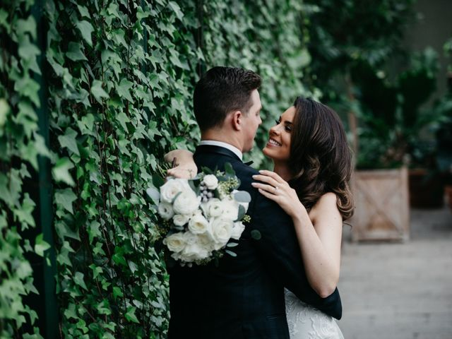 Lindsey and Travis's Wedding in West Bloomfield, Michigan 14