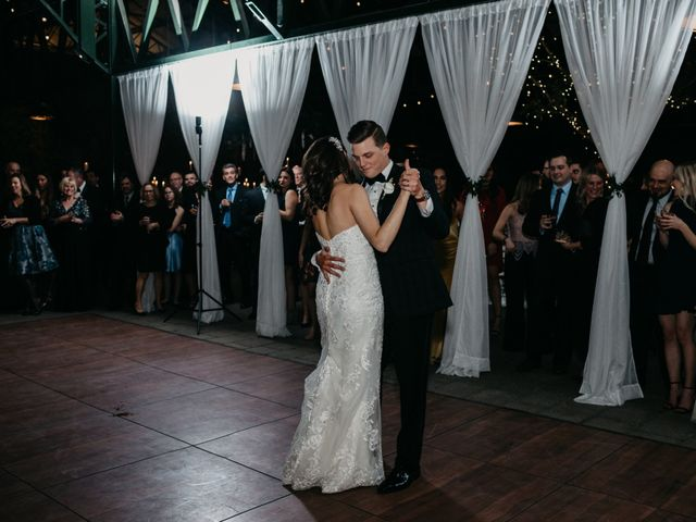 Lindsey and Travis's Wedding in West Bloomfield, Michigan 33