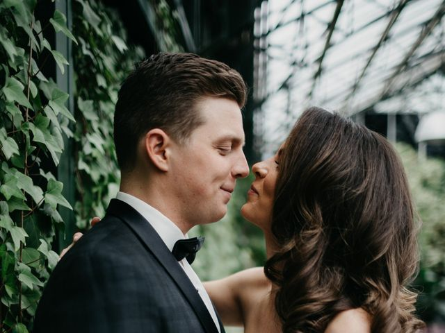 Lindsey and Travis's Wedding in West Bloomfield, Michigan 49