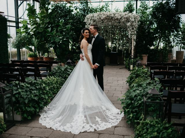 Lindsey and Travis's Wedding in West Bloomfield, Michigan 53