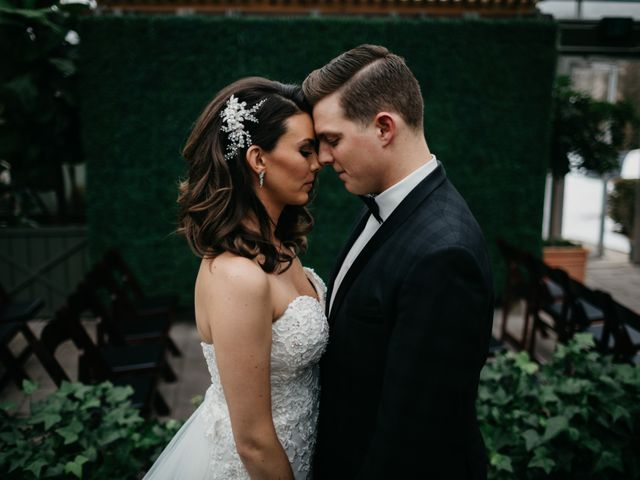 Lindsey and Travis's Wedding in West Bloomfield, Michigan 54