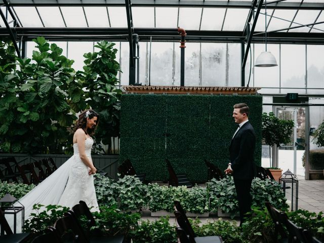 Lindsey and Travis's Wedding in West Bloomfield, Michigan 56