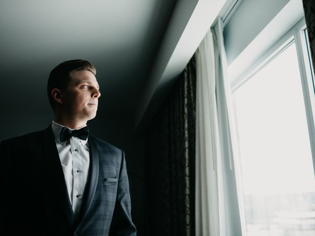Lindsey and Travis's Wedding in West Bloomfield, Michigan 71