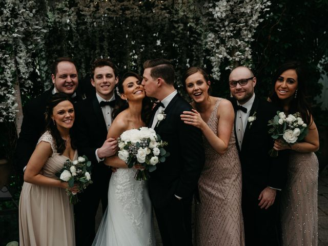 Lindsey and Travis's Wedding in West Bloomfield, Michigan 76