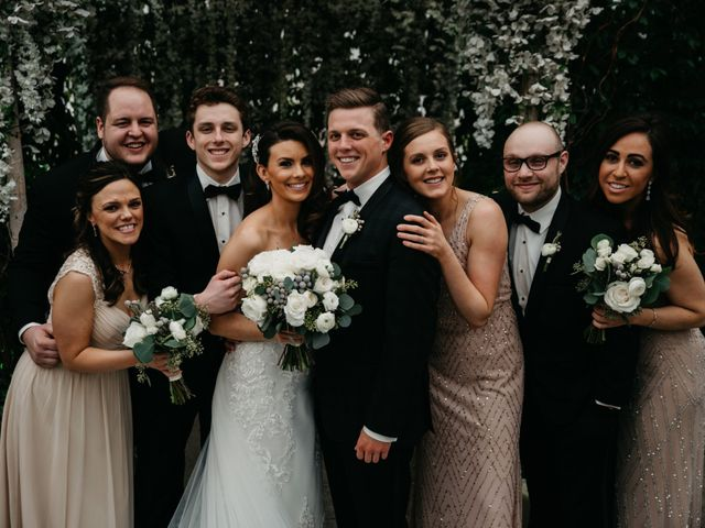 Lindsey and Travis's Wedding in West Bloomfield, Michigan 77