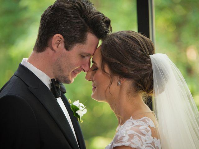 The wedding of Joanna and Joseph