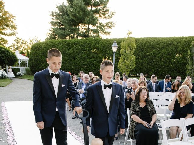 Brent and Shirly's Wedding in Keyport, New Jersey 22