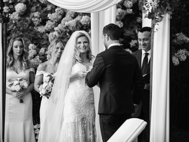 Brent and Shirly's Wedding in Keyport, New Jersey 27