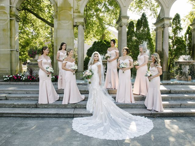 Brent and Shirly's Wedding in Keyport, New Jersey 38