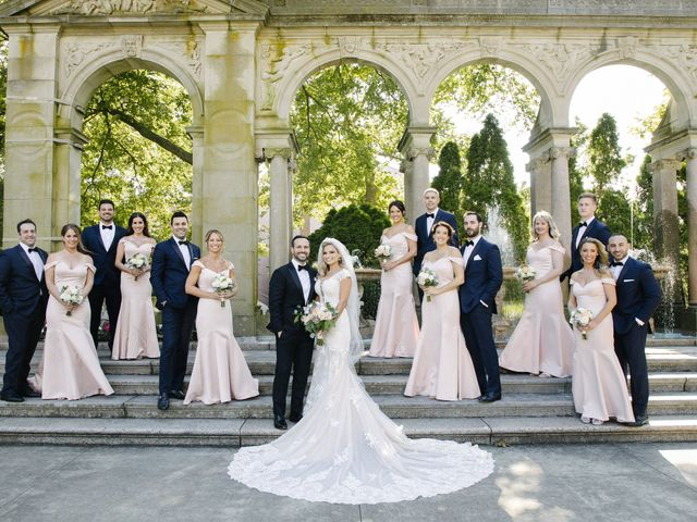 Brent and Shirly's Wedding in Keyport, New Jersey 41