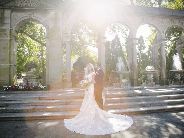 Brent and Shirly's Wedding in Keyport, New Jersey 46