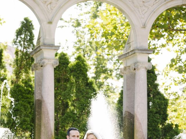 Brent and Shirly's Wedding in Keyport, New Jersey 50