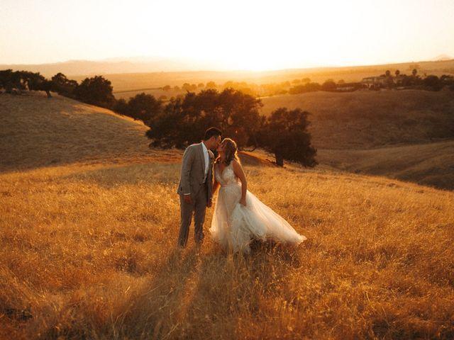 The wedding of Paulina and Jean Paul