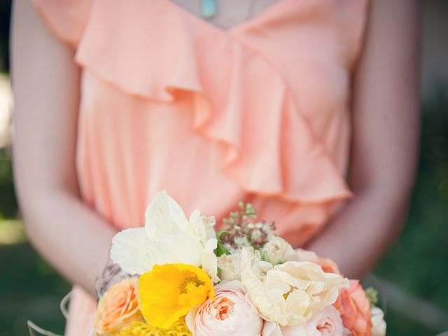 Jennifer and Barry's Wedding in North Palm Springs, California 8