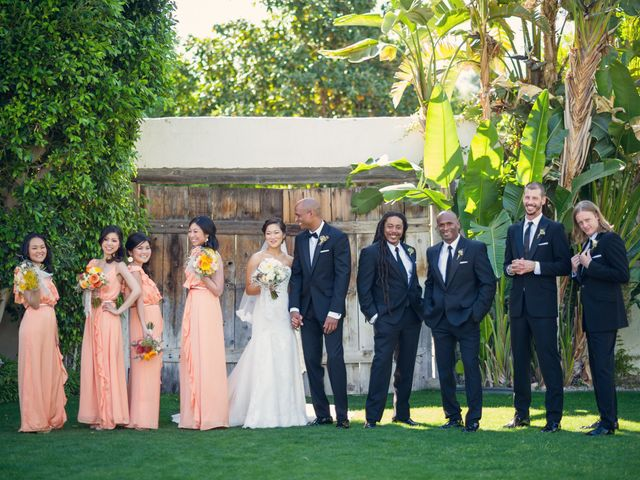 Jennifer and Barry's Wedding in North Palm Springs, California 11