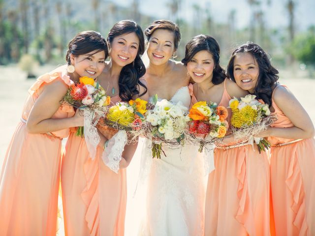 Jennifer and Barry's Wedding in North Palm Springs, California 7