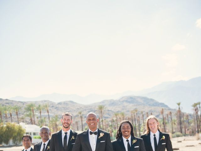 Jennifer and Barry's Wedding in North Palm Springs, California 6