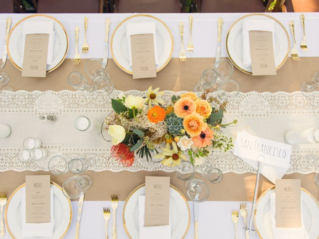 Jennifer and Barry's Wedding in North Palm Springs, California 21