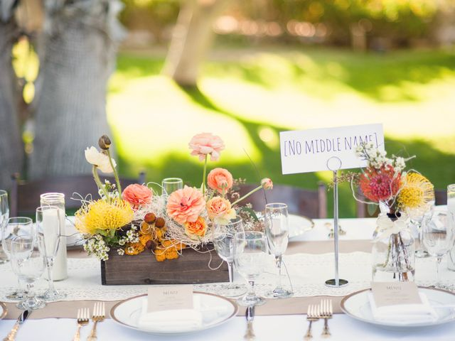 Jennifer and Barry's Wedding in North Palm Springs, California 22