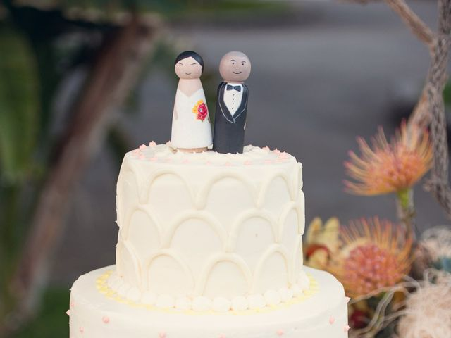 Jennifer and Barry's Wedding in North Palm Springs, California 25